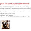 ARTIZ RUFINO / Concurs de cuina i sala d'Hostaleria